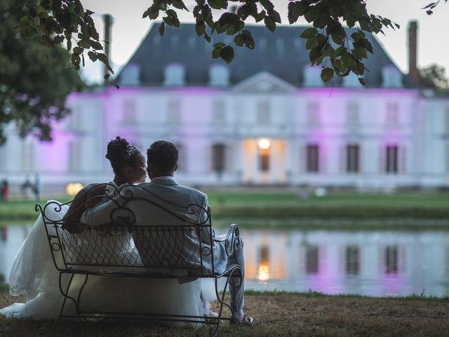 Le mariage de Yannick et Ingrid à Paray-Douaville, Yvelines 28