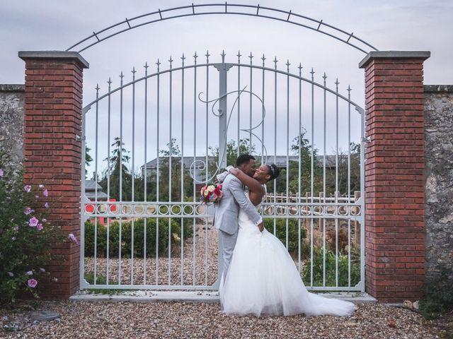 Le mariage de Yannick et Ingrid à Paray-Douaville, Yvelines 29