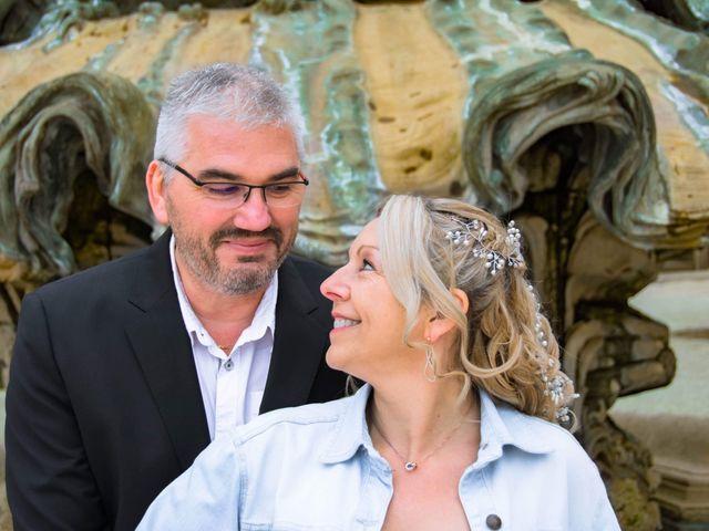 Le mariage de Denis et Valérie  à Bouxières-aux-Dames, Meurthe-et-Moselle 2