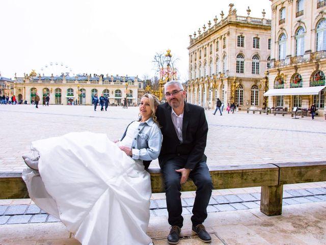 Le mariage de Denis et Valérie  à Bouxières-aux-Dames, Meurthe-et-Moselle 22
