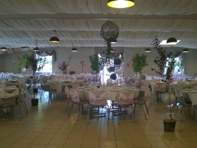 Le mariage de Victor et Nolwenn à Peyrins, Drôme 1