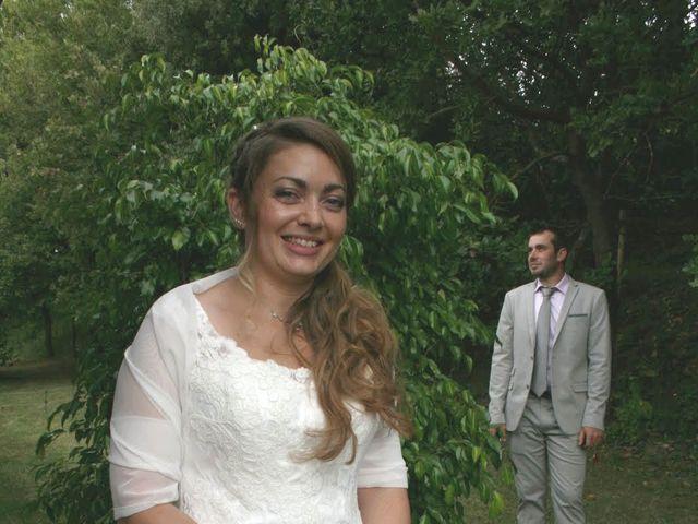 Le mariage de Victor et Nolwenn à Peyrins, Drôme 11