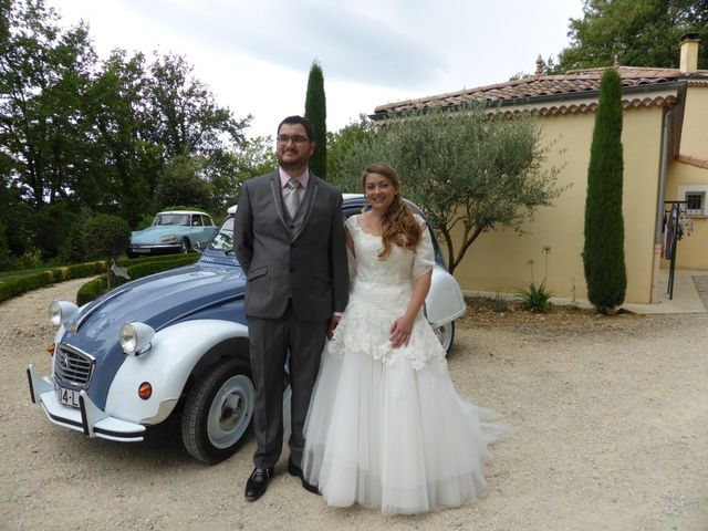 Le mariage de Victor et Nolwenn à Peyrins, Drôme 12