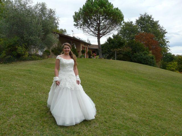 Le mariage de Victor et Nolwenn à Peyrins, Drôme 14