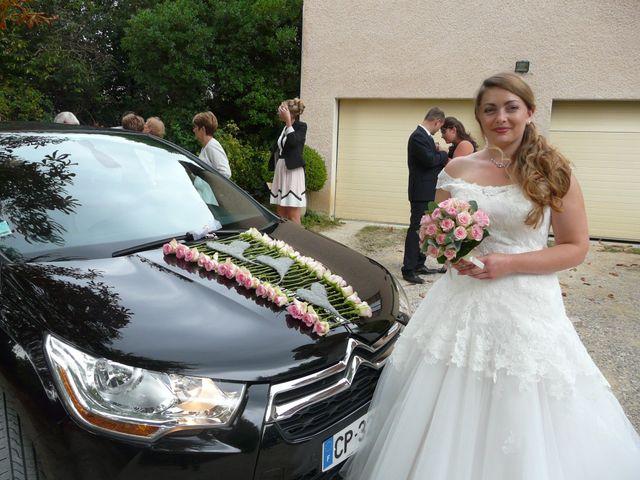 Le mariage de Victor et Nolwenn à Peyrins, Drôme 15