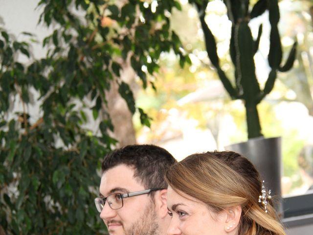 Le mariage de Victor et Nolwenn à Peyrins, Drôme 18