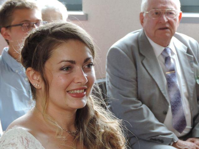 Le mariage de Victor et Nolwenn à Peyrins, Drôme 19