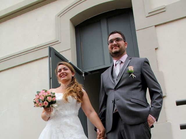 Le mariage de Victor et Nolwenn à Peyrins, Drôme 22