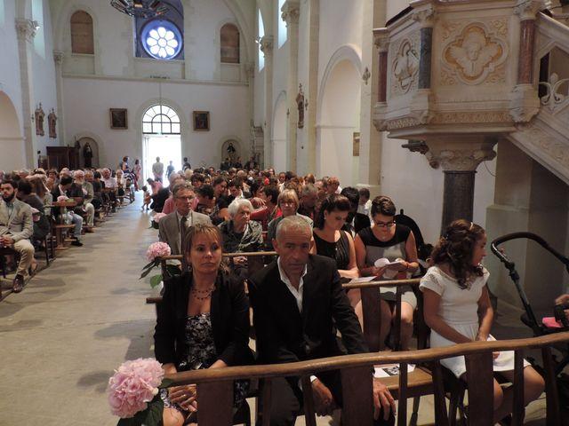 Le mariage de Victor et Nolwenn à Peyrins, Drôme 26
