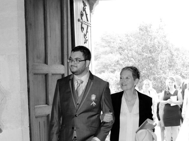 Le mariage de Victor et Nolwenn à Peyrins, Drôme 28