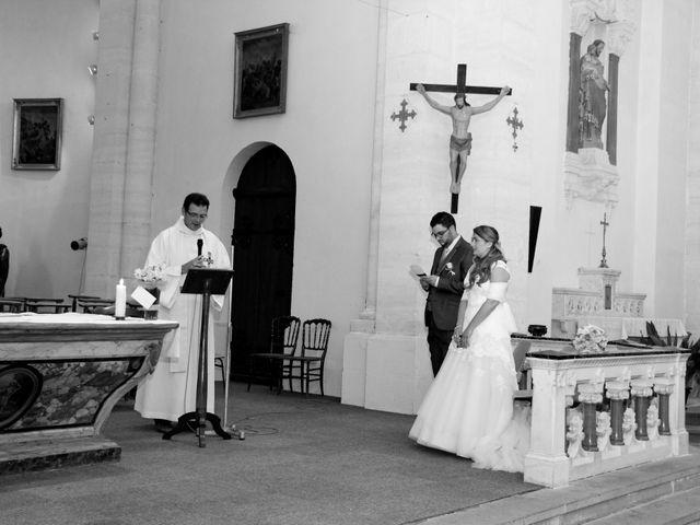 Le mariage de Victor et Nolwenn à Peyrins, Drôme 37