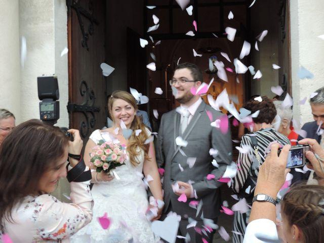 Le mariage de Victor et Nolwenn à Peyrins, Drôme 40