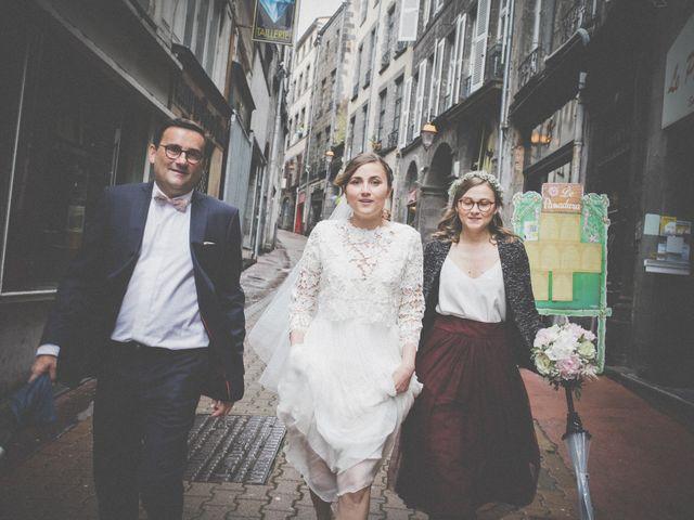 Le mariage de Romain et Marine à Clermont-Ferrand, Puy-de-Dôme 56