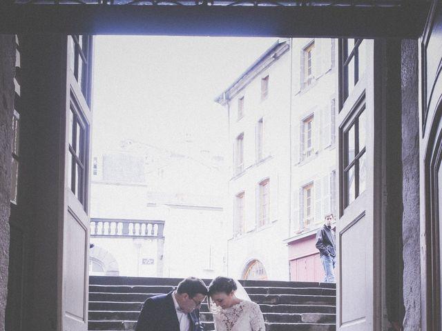 Le mariage de Romain et Marine à Clermont-Ferrand, Puy-de-Dôme 58
