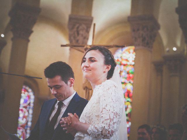 Le mariage de Romain et Marine à Clermont-Ferrand, Puy-de-Dôme 67