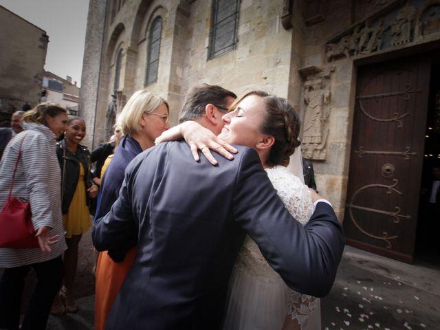 Le mariage de Romain et Marine à Clermont-Ferrand, Puy-de-Dôme 75