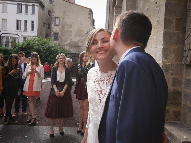 Le mariage de Romain et Marine à Clermont-Ferrand, Puy-de-Dôme 77