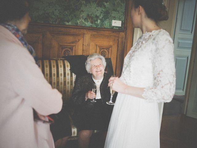 Le mariage de Romain et Marine à Clermont-Ferrand, Puy-de-Dôme 87