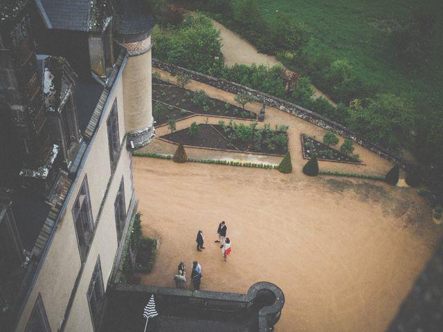 Le mariage de Romain et Marine à Clermont-Ferrand, Puy-de-Dôme 79