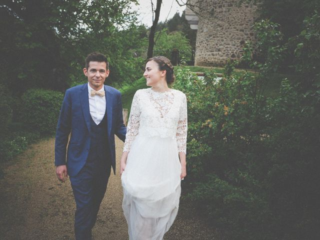 Le mariage de Romain et Marine à Clermont-Ferrand, Puy-de-Dôme 91