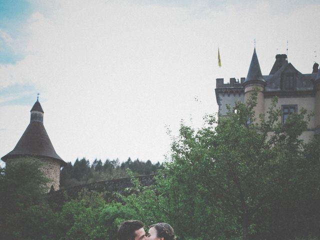Le mariage de Romain et Marine à Clermont-Ferrand, Puy-de-Dôme 93