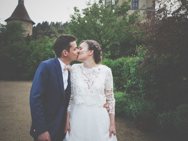Le mariage de Romain et Marine à Clermont-Ferrand, Puy-de-Dôme 94