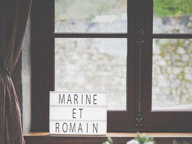 Le mariage de Romain et Marine à Clermont-Ferrand, Puy-de-Dôme 101