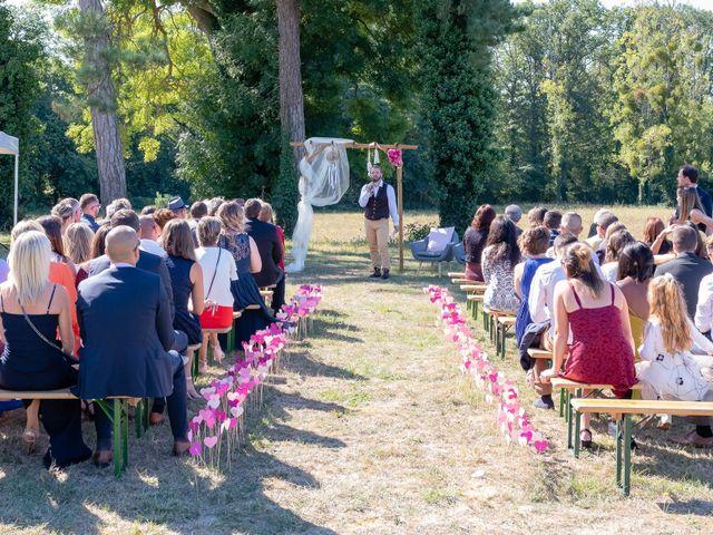 Le mariage de Aurélien et Sandra à Héric, Loire Atlantique 1