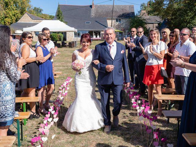 Le mariage de Aurélien et Sandra à Héric, Loire Atlantique 14
