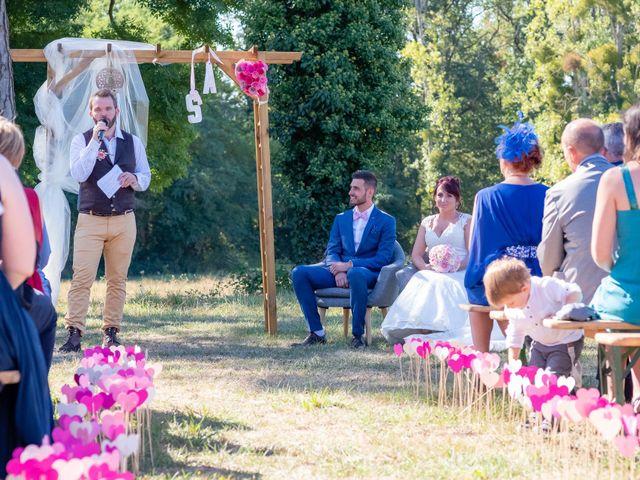 Le mariage de Aurélien et Sandra à Héric, Loire Atlantique 21