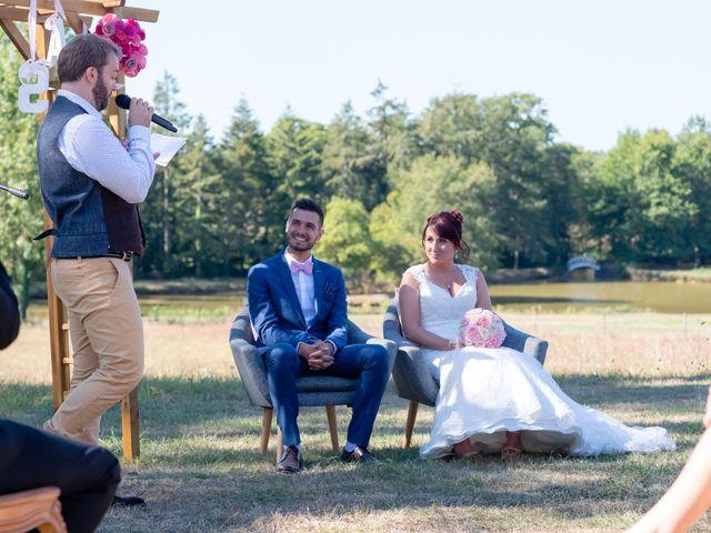 Le mariage de Aurélien et Sandra à Héric, Loire Atlantique 24