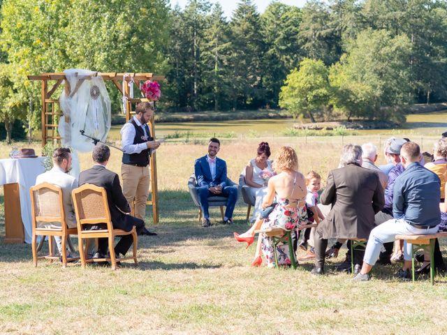Le mariage de Aurélien et Sandra à Héric, Loire Atlantique 28
