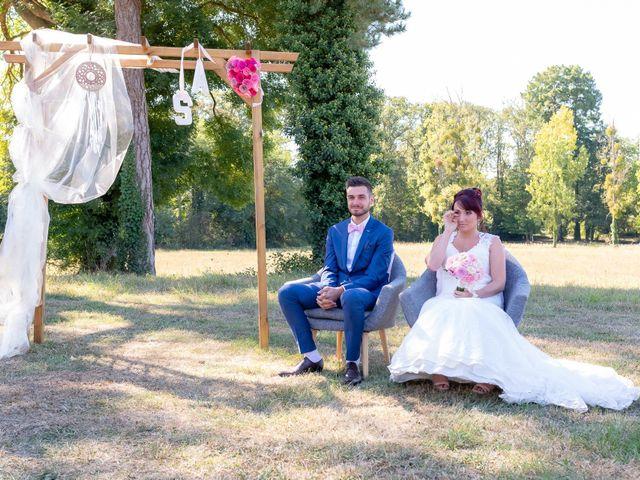Le mariage de Aurélien et Sandra à Héric, Loire Atlantique 36