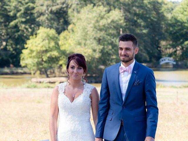 Le mariage de Aurélien et Sandra à Héric, Loire Atlantique 42