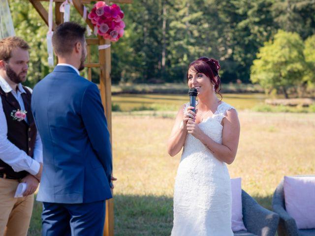 Le mariage de Aurélien et Sandra à Héric, Loire Atlantique 44