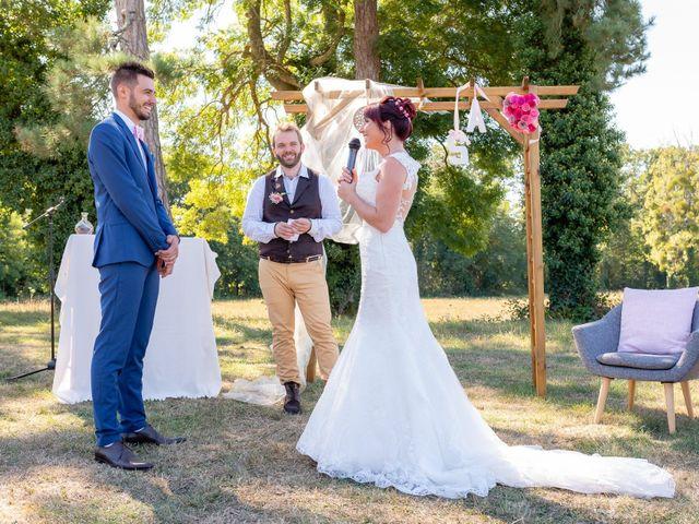 Le mariage de Aurélien et Sandra à Héric, Loire Atlantique 45