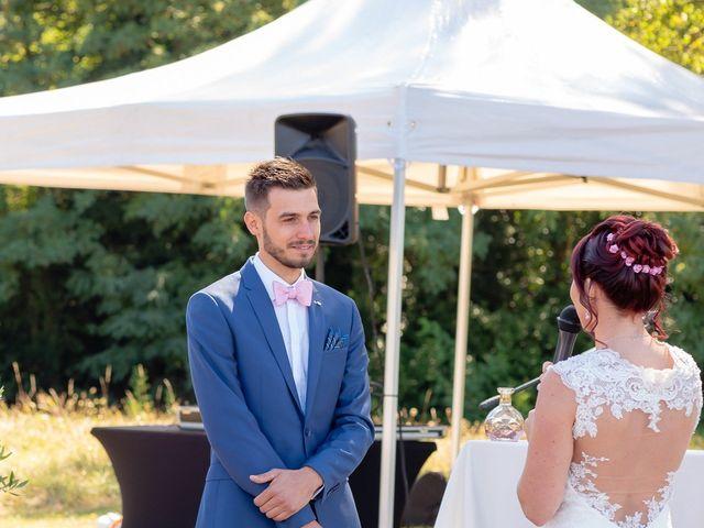 Le mariage de Aurélien et Sandra à Héric, Loire Atlantique 47