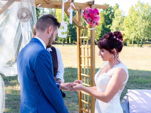 Le mariage de Aurélien et Sandra à Héric, Loire Atlantique 53