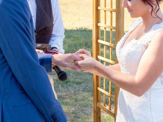 Le mariage de Aurélien et Sandra à Héric, Loire Atlantique 54