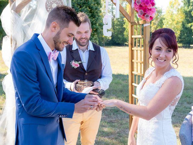 Le mariage de Aurélien et Sandra à Héric, Loire Atlantique 55