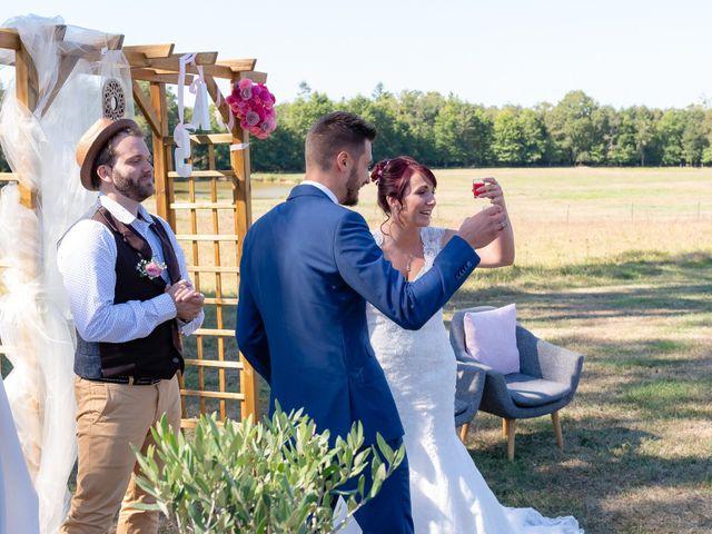 Le mariage de Aurélien et Sandra à Héric, Loire Atlantique 60