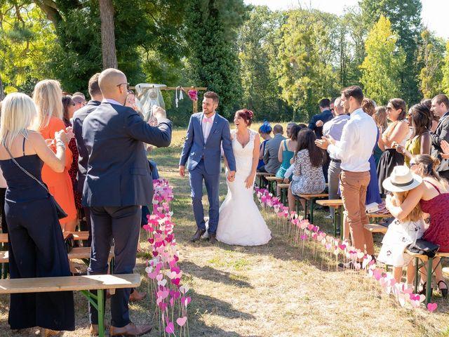 Le mariage de Aurélien et Sandra à Héric, Loire Atlantique 63