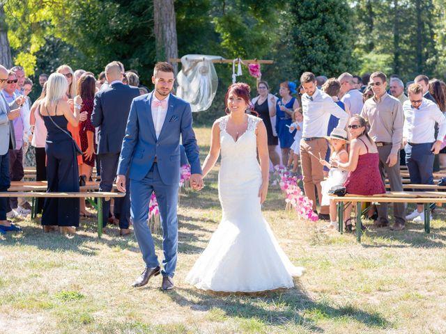 Le mariage de Aurélien et Sandra à Héric, Loire Atlantique 64
