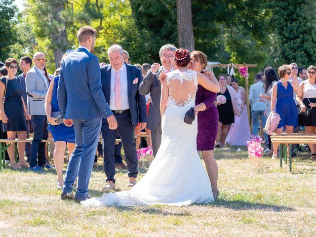 Le mariage de Aurélien et Sandra à Héric, Loire Atlantique 69