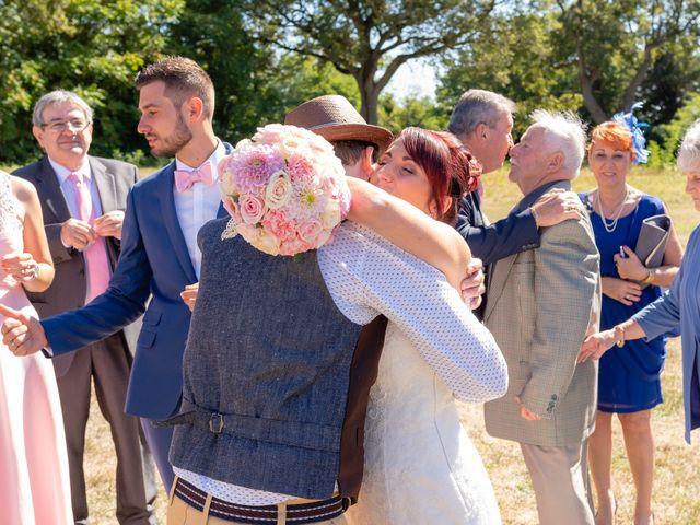 Le mariage de Aurélien et Sandra à Héric, Loire Atlantique 70