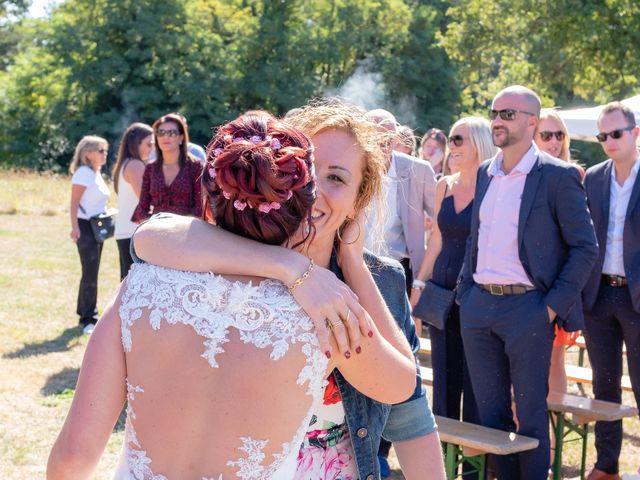 Le mariage de Aurélien et Sandra à Héric, Loire Atlantique 73