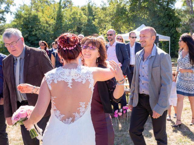 Le mariage de Aurélien et Sandra à Héric, Loire Atlantique 74