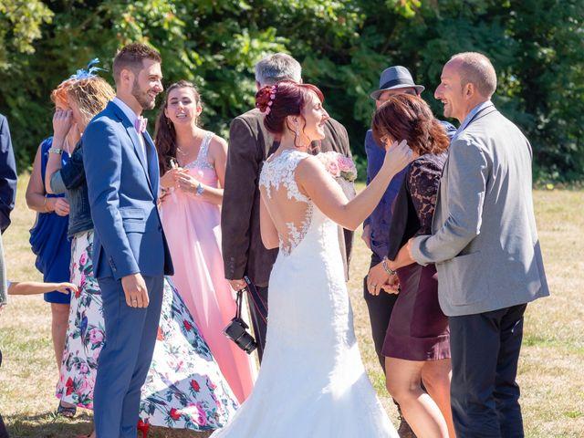 Le mariage de Aurélien et Sandra à Héric, Loire Atlantique 75