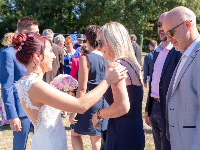 Le mariage de Aurélien et Sandra à Héric, Loire Atlantique 80