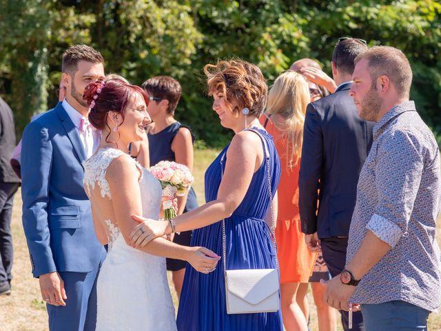 Le mariage de Aurélien et Sandra à Héric, Loire Atlantique 83